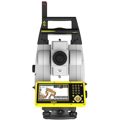 Leica iCON iCR80 Robotik-Totalstation