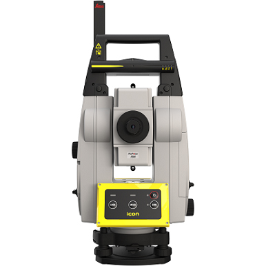 Leica ICON iCR70 Robotik-Bau-Totalstation